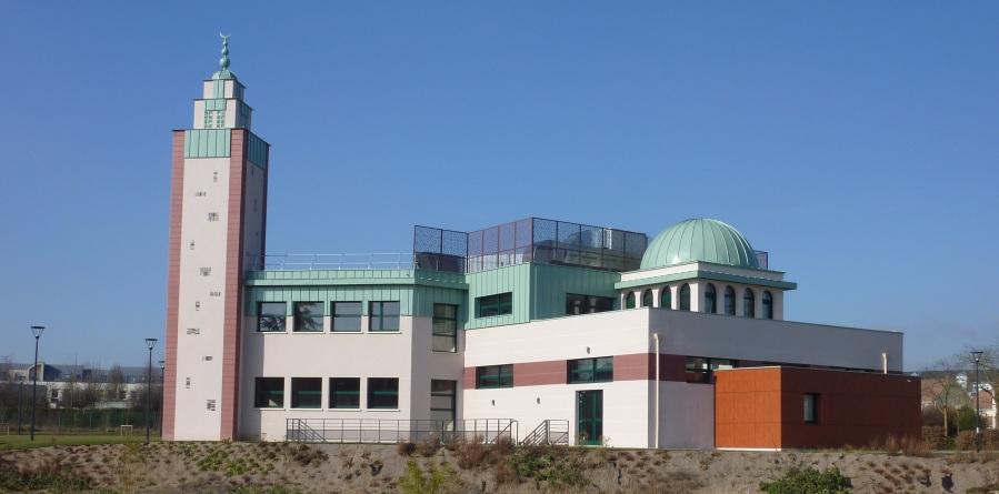 mosquée cergy